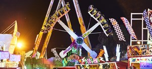 YOU'VE NEVER BEEN TO THIS ROYAL MELBOURNE SHOW