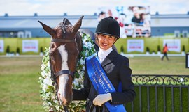 2018 Garryowen Equestrienne Turnout Winner
