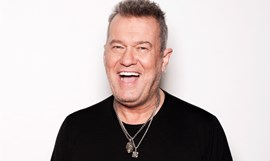 Aussie legend Jimmy Barnes to perform at the 2018 Royal Melbourne Show
